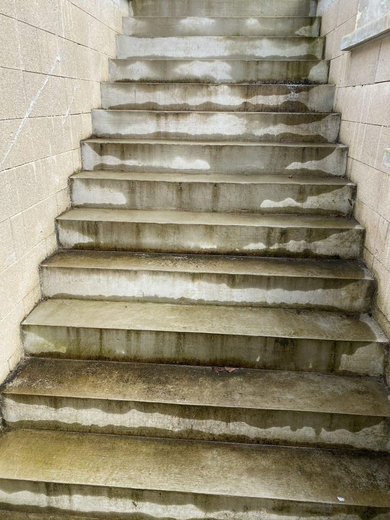 Marches escaliers avant